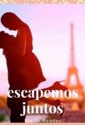 """Cubierta del libro """"Escapemos juntos"""""""