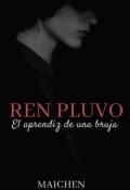 """Cubierta del libro """"Ren Pluvo: el aprendiz de una bruja """""""
