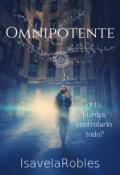 """Cubierta del libro """"Omnipotente"""""""