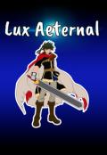 """Cubierta del libro """"Lux Aeternal"""""""
