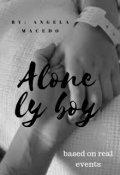 """Cubierta del libro """"A Lonely Boy"""""""