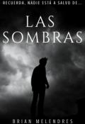"""Cubierta del libro """"Las sombras"""""""