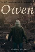 """Cubierta del libro """"La Última Broma de la Naturaleza Owen."""""""