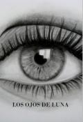 """Cubierta del libro """"Los ojos de luna"""""""