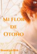 """Cubierta del libro """"Mi flor de otoño."""""""