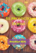 """Cubierta del libro """"El Proyecto Donas."""""""