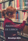 """Cubierta del libro """"Amantes de libros."""""""