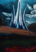 """Обложка книги """"Башня из слоновой кости"""""""