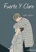 """Cubierta del libro """"Fuerte y Claro (kookmin) #1"""""""