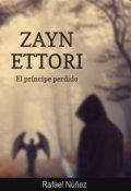 """Cubierta del libro """"Zayn Ettori: El príncipe perdido"""""""