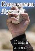 """Book cover """"Камни летят"""""""