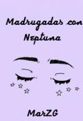 """Cubierta del libro """"Madrugadas con Neptuna """""""