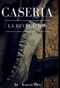 """Cubierta del libro """"Casería"""""""