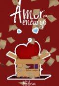 """Cubierta del libro """"Amor por encargo"""""""