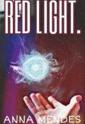 "Cubierta del libro ""Red Light."""