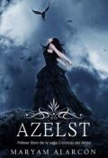 """Cubierta del libro """"Azelst © (editando)"""""""
