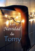 """Cubierta del libro """"La Navidad de Tomy"""""""