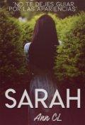"""Cubierta del libro """"Sarah"""""""