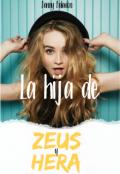 """Cubierta del libro """"La hija de Zeus y Hera [1.2]"""""""