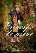 """Cubierta del libro """"PrÍncipe De Nieve """""""