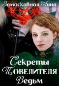 """Обложка книги """"Секреты повелителя ведьм"""""""