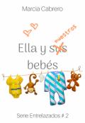 """Cubierta del libro """"Ella y Nuestros Bebés - Entrelazados #2"""""""