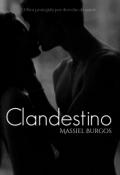 """Cubierta del libro """"Clandestino """""""