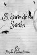 """Cubierta del libro """"El diario de un Suicida"""""""