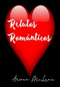 """Cubierta del libro """"Relatos Romanticos"""""""