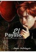 """Cubierta del libro """"El Payaso [yoonmin]"""""""