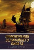 """Обложка книги """"Приключения величайшего пирата"""""""