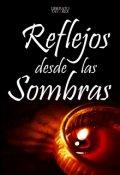 """Cubierta del libro """"Reflejos desde las Sombras"""""""