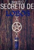 """Cubierta del libro """"secreto De Lobos """""""