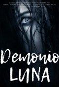 """Cubierta del libro """"Demonio Luna """""""