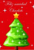 """Cubierta del libro """"Felíz navidad Charlotte"""""""