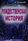"""Обложка книги """"Рождественская история"""""""