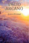 """Cubierta del libro """"Vacío Arcano: Acero & Cristal"""""""