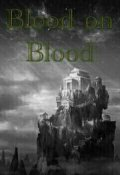 "Cubierta del libro ""Blood on Blood"""