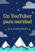 """Cubierta del libro """"Un Youtuber para navidad"""""""