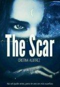 """Cubierta del libro """"The Scar (la cicatriz)"""""""