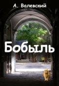 """Обложка книги """"Бобыль"""""""