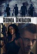 """Cubierta del libro """"Segunda Generación"""""""