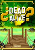 """Cubierta del libro """"¿dead or Alive?"""""""