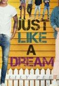 """Cubierta del libro """"Como un sueño [just Like A Dream]"""""""