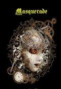 """Cubierta del libro """"Masquerade"""""""