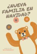 """Cubierta del libro """"¿nueva familia en navidad?"""""""