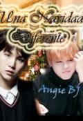 """Cubierta del libro """"Una Navidad Diferente"""""""