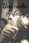 "Cubierta del libro ""Una noche perfecta"""