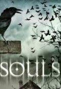 """Обложка книги """"Черные Души. Том1. Мертвые души"""""""