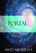 """Cubierta del libro """"Portal"""""""
